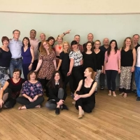 Workshop with Ali Hartland 2019